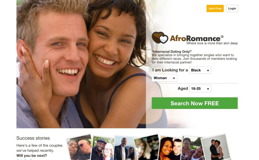 Top 8 Interracial Dating Sites 2018 - Expert Reviews For -1405