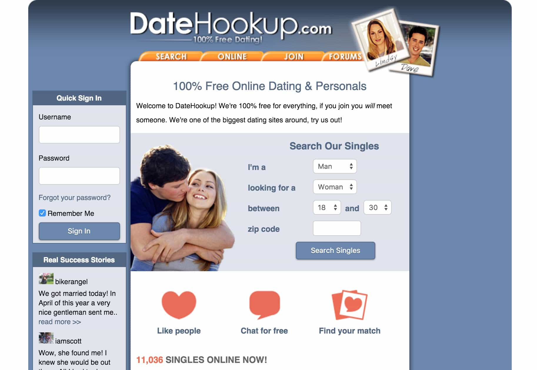 Is dating sites safe