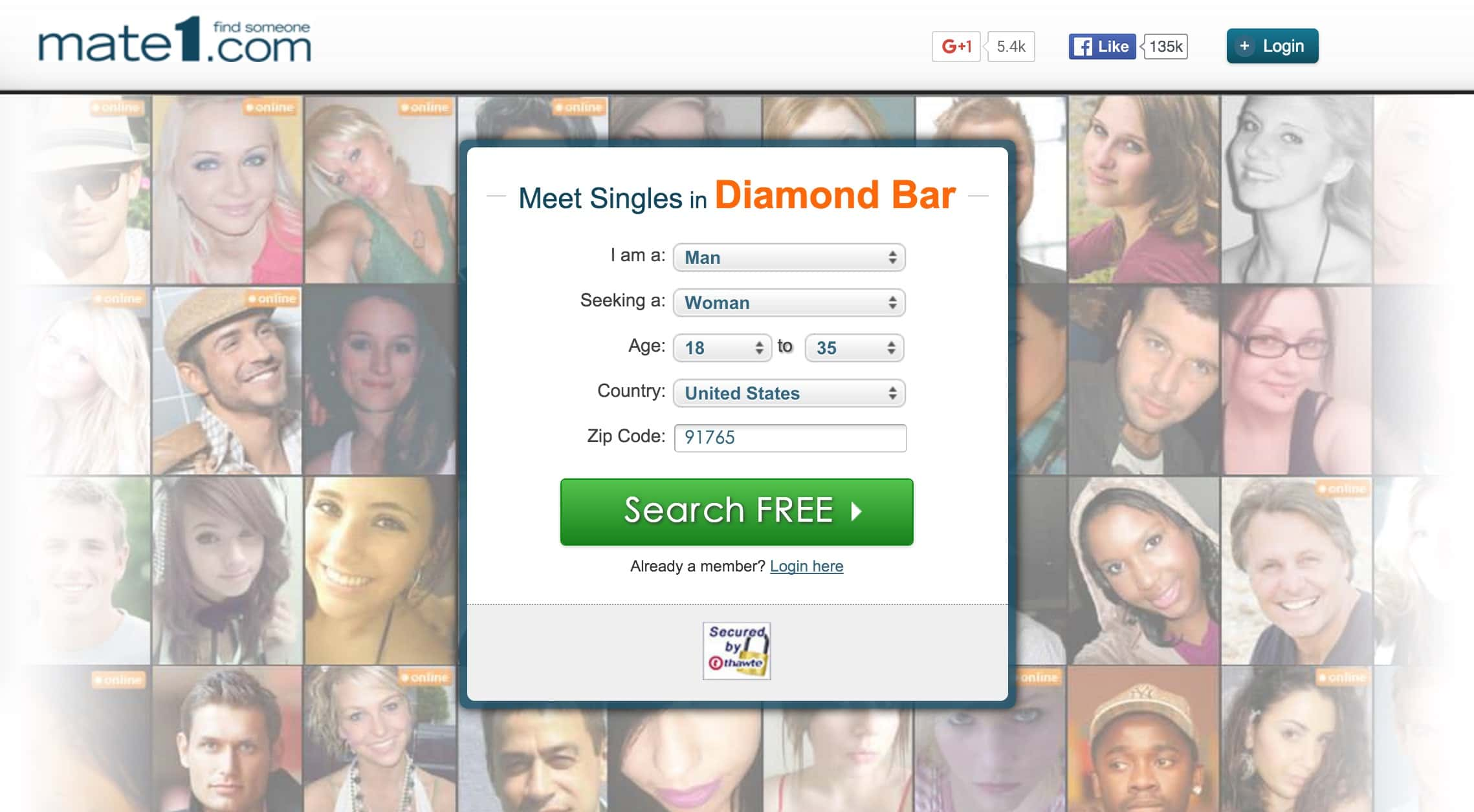 reviews of free online dating sites Comparison of online dating websites this is a partial yes/no searching and viewing partial profiles is included with free account like most dating sites.