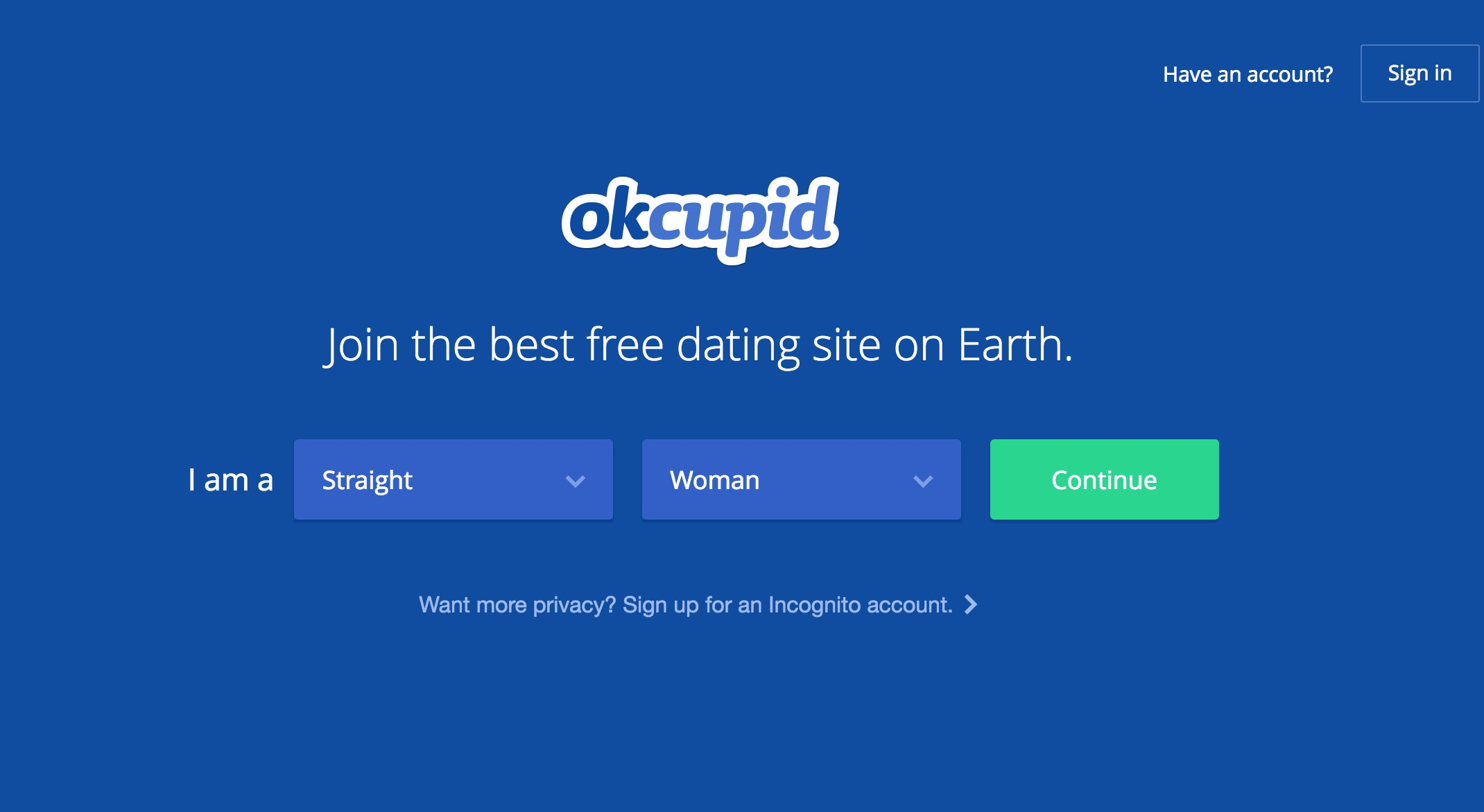 Best free dating site
