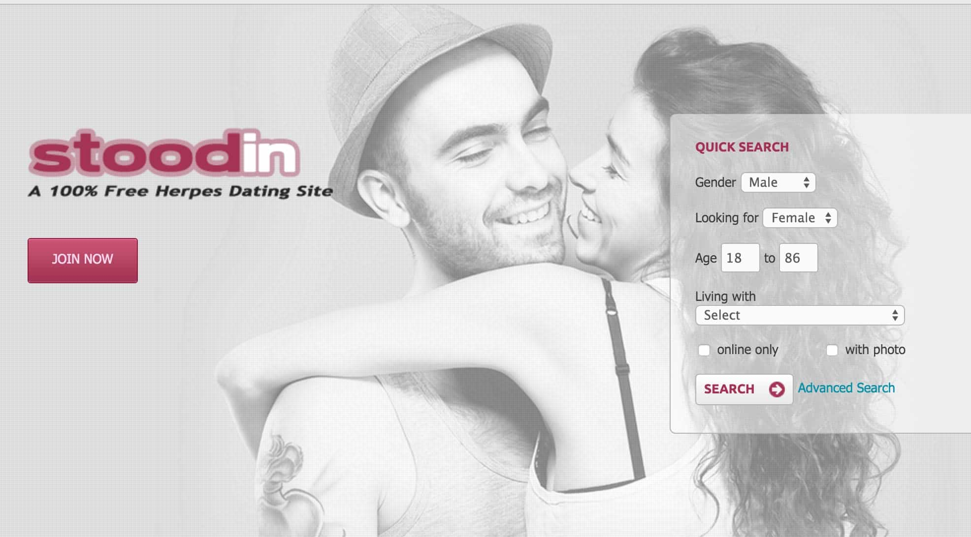 Hope - STD Dating Site and App for People with Herpes HPV HIV & O