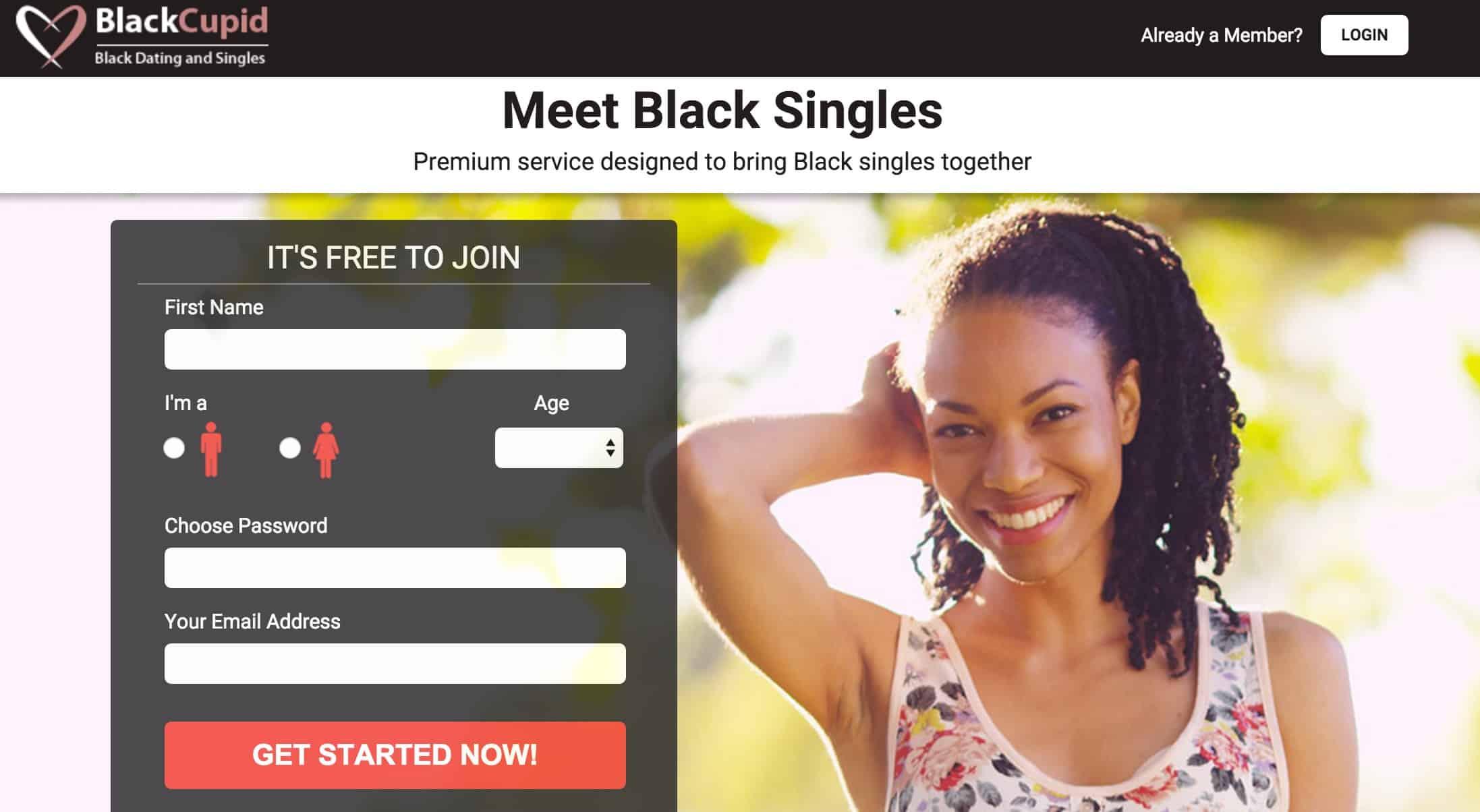Top 5 Black Dating Sites Reviews (2019) - DatingWebsites101