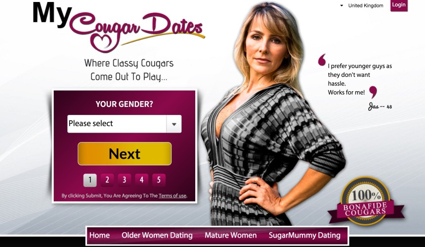 my cougar dates review