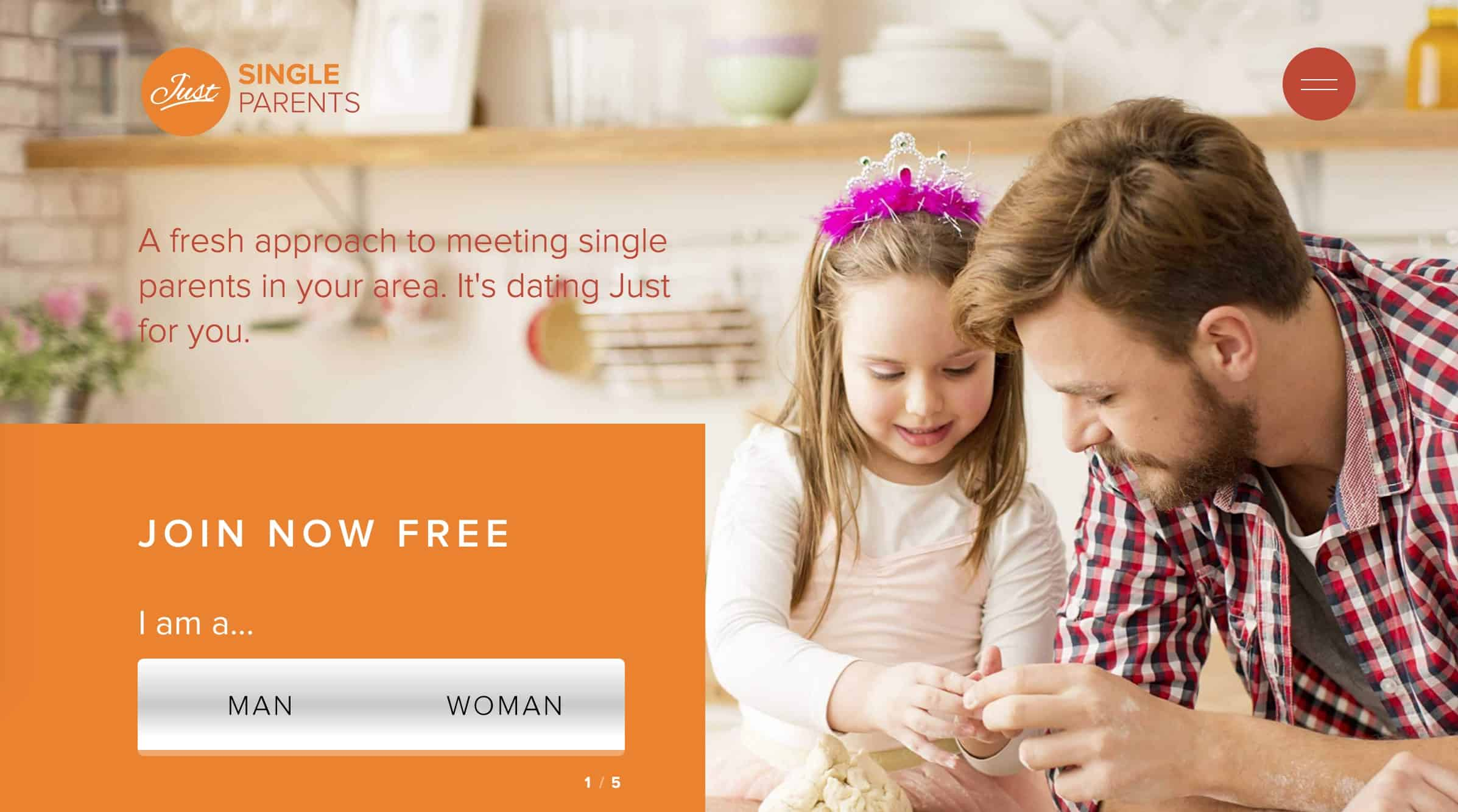 single parents dating site