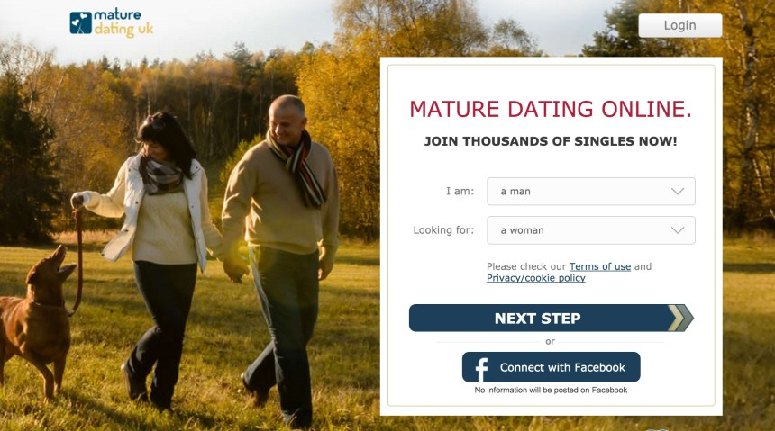 top senior dating sites uk A dating guide for the over-60s uk mature dating ukmaturedatingcom there's no need to avoid the more mainstream dating sites.