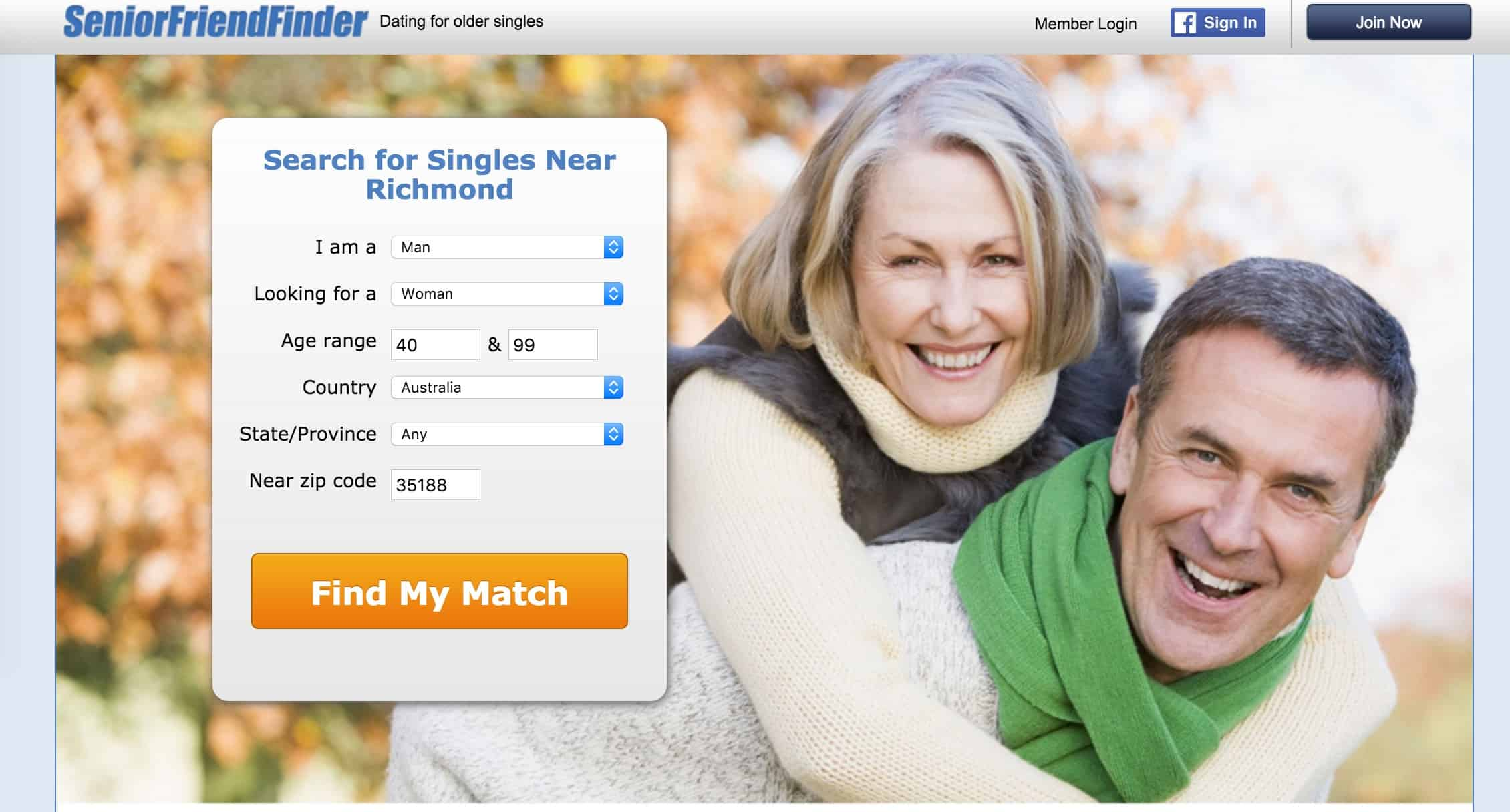 Best senior dating sites 2015