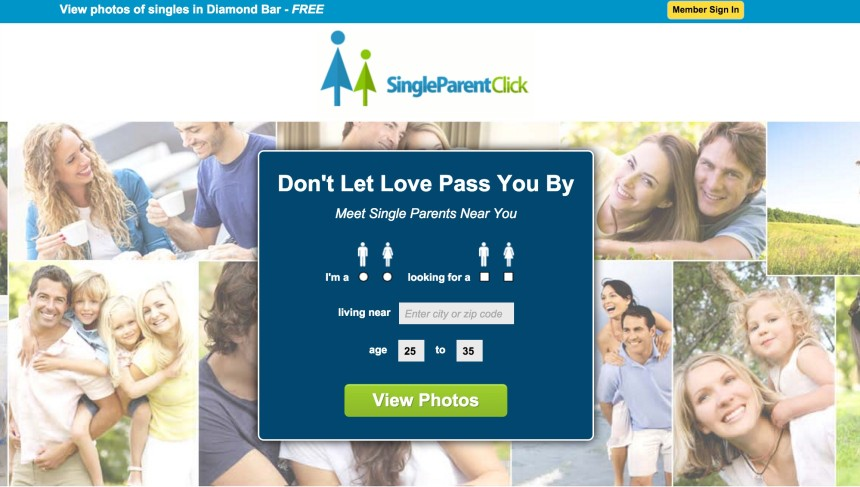 dating for single moms and dads