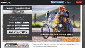 biker kiss review