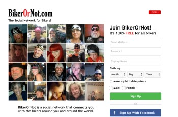biker or not review