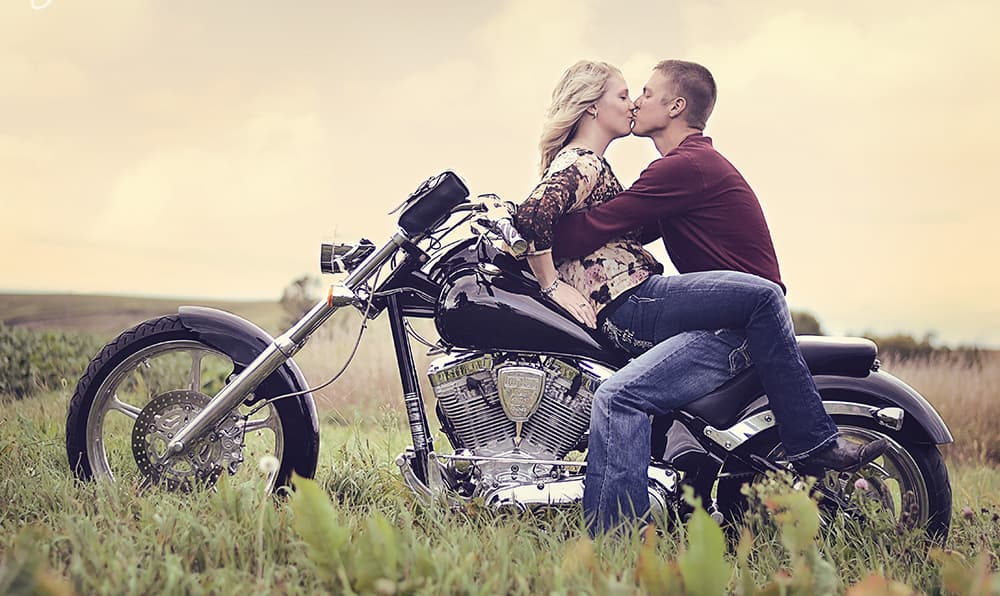 9 Admirable Qualities about Biker Boyfriends